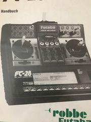 Verkaufe FC 28 Futaba