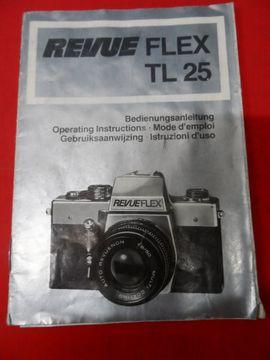 Oldtimer Zubehör Fotoapparat Kamera REVUE: Kleinanzeigen aus Steuerwaldsmühle - Rubrik Foto und Zubehör