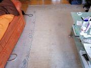 Wohnzimmer Teppich gebaucht 2 50