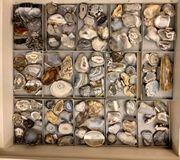 Mineralien Achate