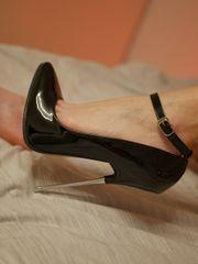 Sexy Heels - Getragene Schuhe