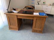 Frei aufstellbarer Art Deko Schreibtisch