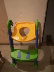Toilettentrainer Kindersitz
