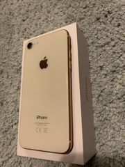iPhone 8 rosegold 64GB - sehr