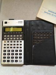 CASIO FX-502P - RARITÄT - Programmierbarer Taschenrechner