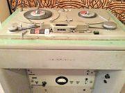Telefunken T9 Tonbandmaschine komplett Bj