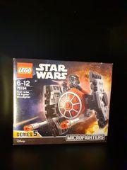 Lego Star Wars 75196 First