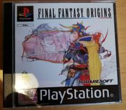 Final Fantasy - origins - PlayStation 1