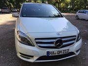 Mercedes-Benz B 180 mit Standheizung