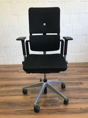 Bürodrehstuhl Please von Steelcase schwarz