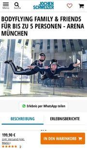 Jochen Schweizer - Bodyflying 199 50