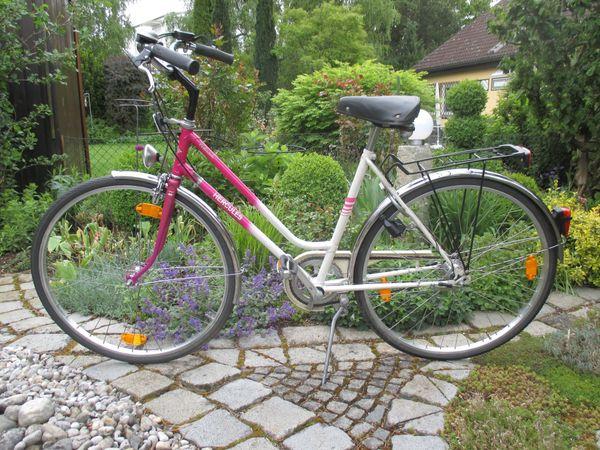 City - Marken - Damenrad