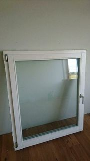 12 Holzfenster 114 cm breit