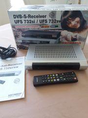 Kathrein DVB-S-Receiver UFS 732si