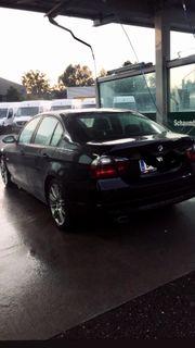 BMW 318d Limo E90