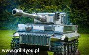 Grill Panzer TIGER I BBQ