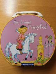 CD-Blechköfferchen Ponyfee