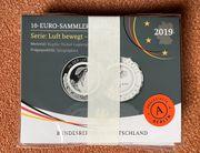 5 x 10 Euro 2019