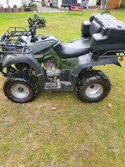 Neuwertige Loncin 250ccm ATV