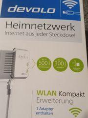 Devolo WLAN Erweiterung 500 WiFi