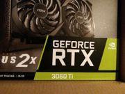 MSI RTX 3060TI Ventus 2X