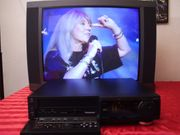 Panasonic S-VHS Hifi Stereo 7-Kopf