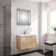 Artiqua Waschtisch mit Waschtischunterschrank und