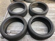 4 Stück Winterreifen Dunlop 275