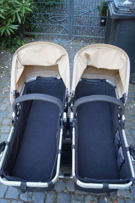 Bugaboo Donkey Mono Duo Twin: Kleinanzeigen aus Frankfurt Bornheim - Rubrik Kinderwagen