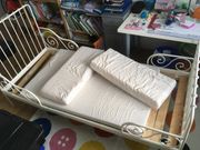 Ikea minnen Bett mitwachsend