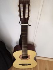 Neue Gitarre