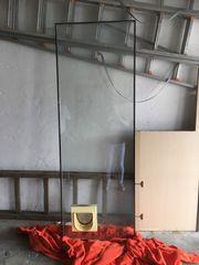 Glas für Terrassentür mit eingebauter