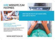 Homepage - Webseite erstellen lassen zum