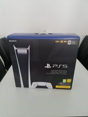 SONY PS5 DIGITAL EDITION NEU