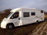 Wohnmobil Fleurette Migrateur 72 EZ
