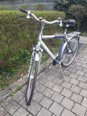 Herren Fahrrad reparaturbedürftig für Bastler