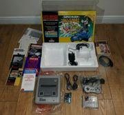 Mario Allstars Super Nintendo Konsolenpaket