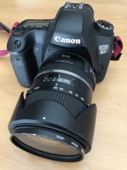 Canon Eos 6d Inkl 67mm