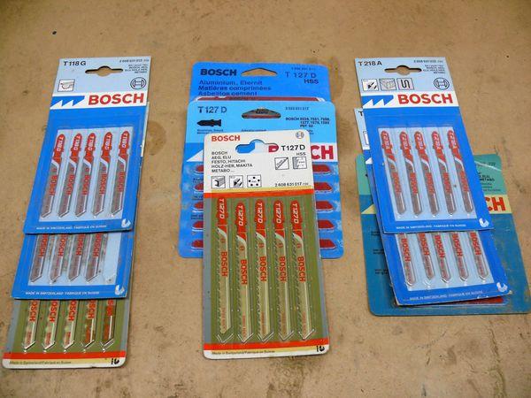 Stichsägeblätter Sägeblätter Holz Metall Kunststoff