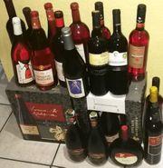 Wein über 50 Flaschen