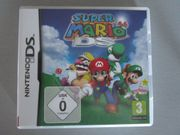 Nintendo DS Super Mario