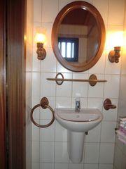 Gäste-WC kompl mit Zubehör Sanitäranlagen