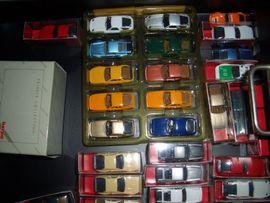 Modellautos - Modellauto-Sammlung