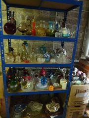 großer Posten Porzellan Keramik Glas