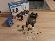 Playmobil Fluchtgefahr 3162 u 3161