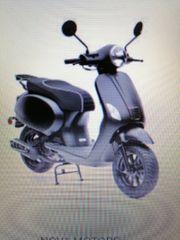 Nova Motors 125ccm Roller