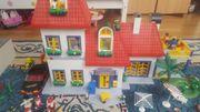 Playmobil 3965 Großes Wohnhaus komplett