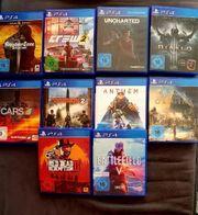 PS 4 Spiele guter zustand