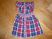 Trägerloses Sommerkleid Gr 36