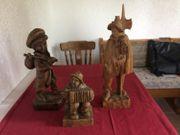 Holzfiguren Figuren aus Holz